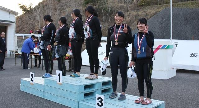 日本3位!