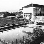 昭和8年 開講当時の天神校舎