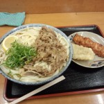 肉ぶっかけ(綿谷)