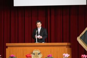 土田好明島根県教育委員会委員長挨拶