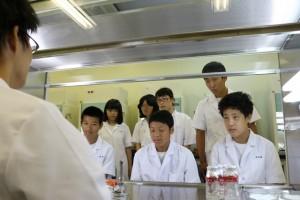 植物バイオ体験1