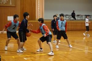 男子バスケット