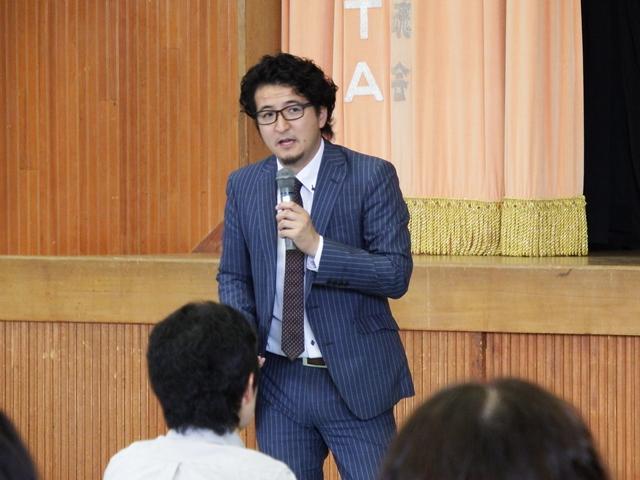 平成27年度PTA総会