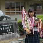 最優秀賞 動物科学科2年 長濱磨鈴