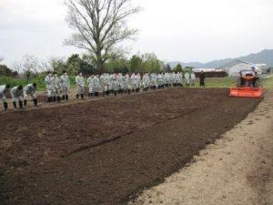 畑の準備3