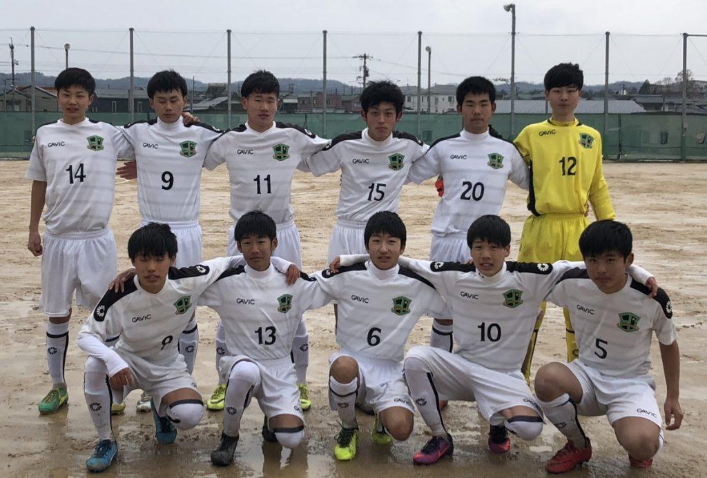 H30.2.3 新人戦1回戦vs松江工業1