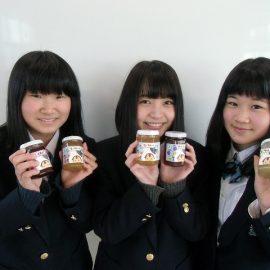 【食品科学科】ジャムラベルのデザイン更新