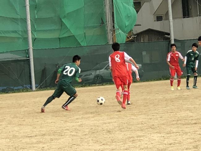 H30.4.14リーグ戦第4節vs大田②