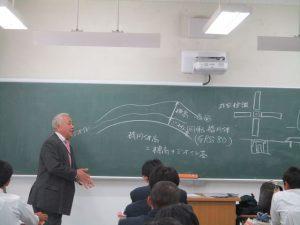 【環境科学科】測量士補対策講座を行いました!!