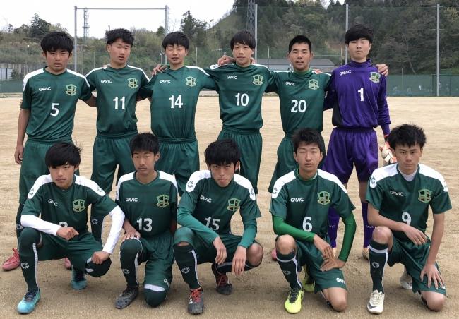 H30.4.14リーグ戦第4節vs大田①改