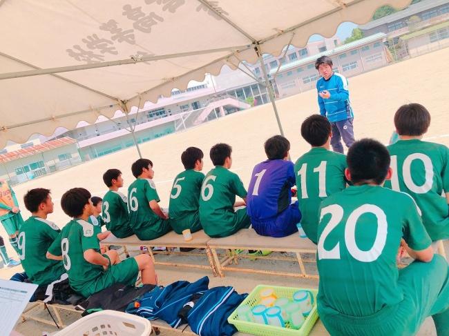 H30.4.28リーグ戦第2節vs出雲B (2)