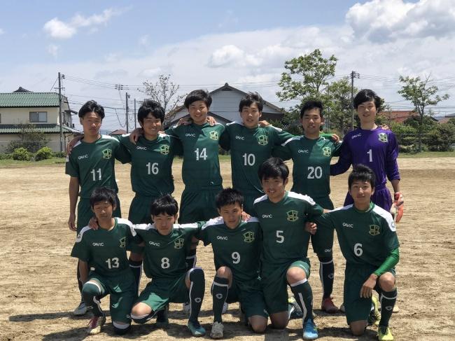 H30.5.3リーグ戦第3節vs三刀屋 (2)