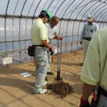 【環境科学科】造園技能士3級取得へ挑戦します!