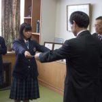 命の大切さを学ぶ教室全国作文コンクール及び島根県作文コンクール表彰式
