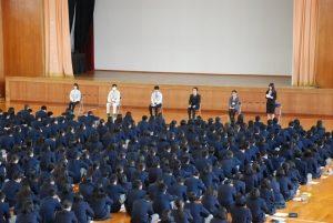 卒業生の語る会