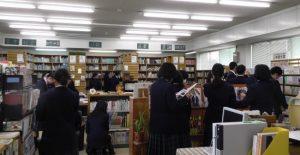 図書館オリエンテーションの様子