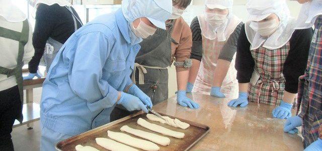 【モーリンベーカリー】地域の方を対象としたパン教室を実施しました