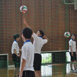 1学期球技大会の結果