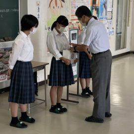 【JRC部】7月豪雨災害義援金の募金活動