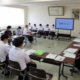 【地域協働事業】第1回 事務局会を開催しました
