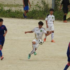 高円宮杯 JFA U-18 サッカーリーグ 2020 島根県3部 (東部B) 第1節