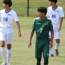 高円宮杯 JFA U-18 サッカーリーグ2020 島根県3部(東部B)第2節