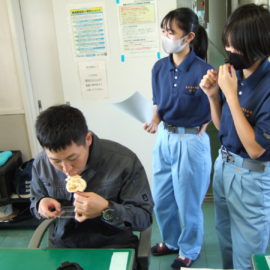 【食品科学科】6次産業化学習 Part2