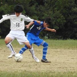 高円宮杯 JFA U-18 サッカーリーグ2020 島根県3部(東部B)第3節、第4節