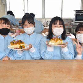 【食品科学科】~ハロウィンにぴったり!野菜類を活用した製造実習~
