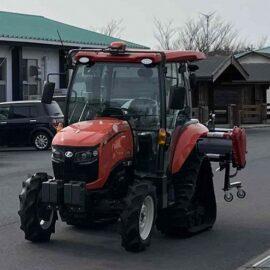 【植物科学科】スマート農業機械が納品されました!