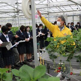 【植物科学科】第2回企業視察・農林大学校研修に行きました!