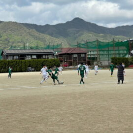 高円宮杯 JFA U-18サッカーリーグ2021 島根県3部(東部B)第1節
