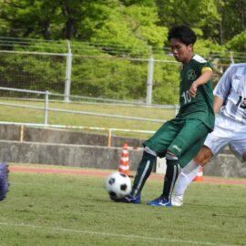 【サッカー部】令和3年度 島根県高等学校総合体育大会に出場しました