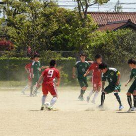 【サッカー部】高円宮杯 JFA U-18サッカーリーグ2021 島根県3部(東部B)第2.3節