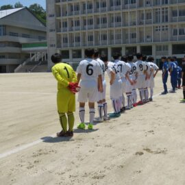 【サッカー部】高円宮杯 JFA U-18サッカーリーグ2021 島根県3部(東部B)第4節