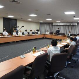 【地域協働事業】令和3年度 第1回出雲農業創生会議 全体会を開催しました